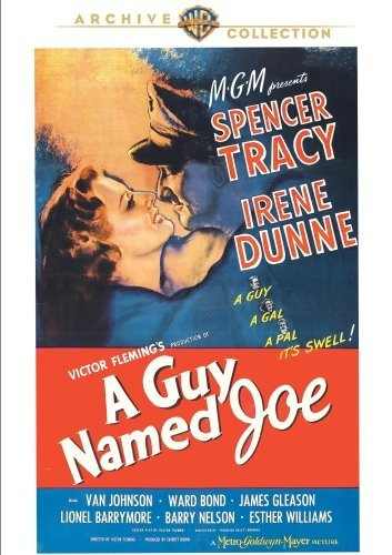 Guy Named Joe Tracy Dunne Johnson Bond Gleas DVD R Nr