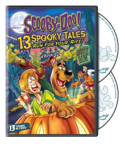 13 Spooky Tales Run For Your R Scooby Doo Nr 2 DVD