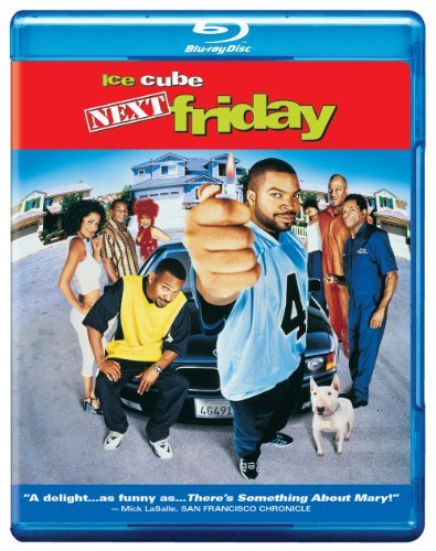 Next Friday Ice Cube Lister Witherspoon Pi Blu Ray Ws R