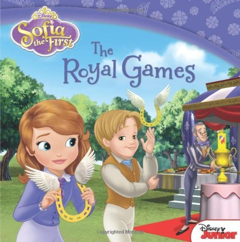 Catherine Hapka Sofia The First The Royal Games