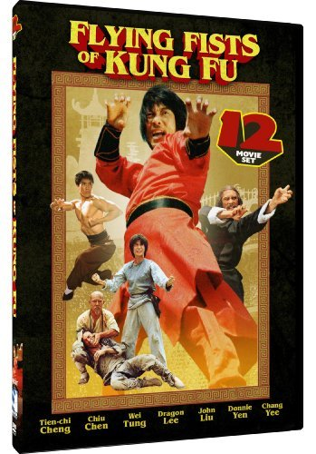 Flying Fists Of Kung Fu 12 Mov Flying Fists Of Kung Fu 12 Mov Nr 3 DVD