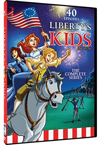 Liberty's Kids Liberty's Kids Complete Serie Nr 4 DVD