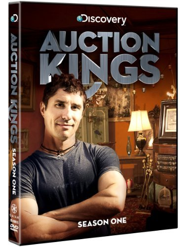 Auction Kings Auction Kings Season 1 Ws Tvpg