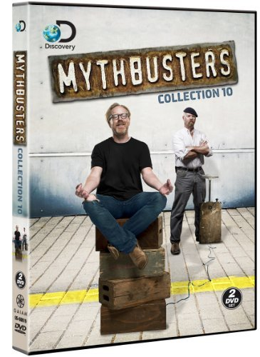 Mythbusters Collection 10 DVD