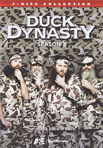 Duck Dynasty Season 3 DVD Tvpg