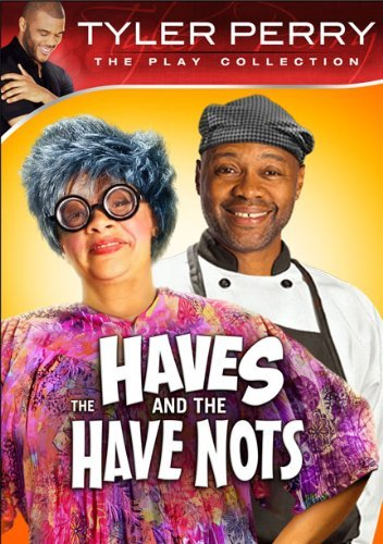 The Haves & The Have Nots Tyler Perry DVD Nr