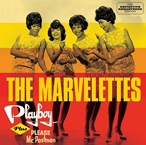 Marvelettes Playboy + Please Mr. Postman Import Esp