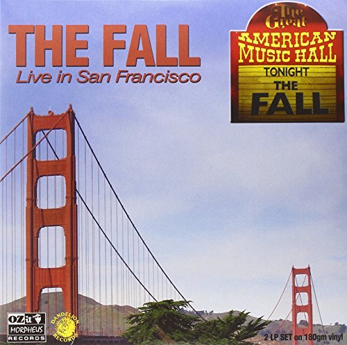Fall Live In San Fransisco 2 Lp Incl. CD
