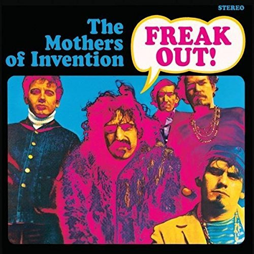 Frank Zappa Freak Out! 2 Lp
