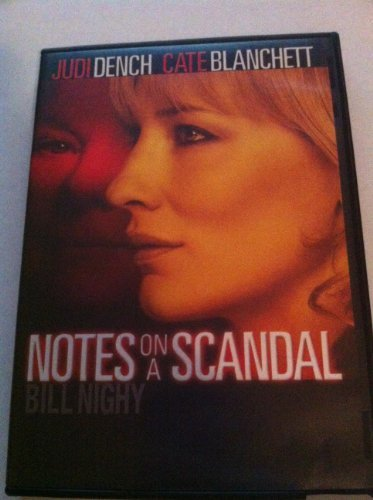 Notes On A Scandal Notes On A Scandal