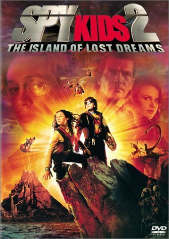 Spy Kids 2 Island Of Lost Dreams Banderas Gugino Vega Sabara Ma