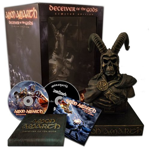 Amon Amarth Deceiver Of The Gods Super Deluxe Edition