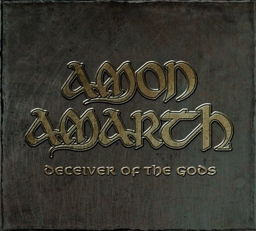 Amon Amarth Deceiver Of The Gods Deluxe Ed. Digipak