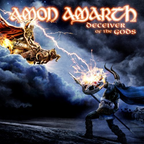 Amon Amarth Deceiver Of The Gods Incl. Booklet