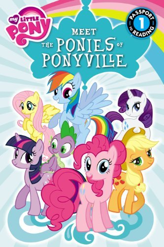 Olivia London My Little Pony Meet The Ponies Of Ponyville