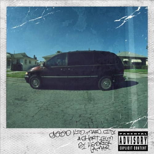 Kendrick Lamar Good Kid M.A.A.D City Explicit Version Deluxe Ed. 2 CD