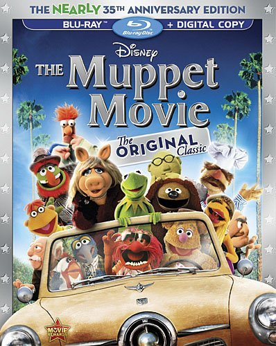Muppet Movie The Nearly 35th Anniversary Edition Blu Ray Ws Nearly 35th Anniversary Edition