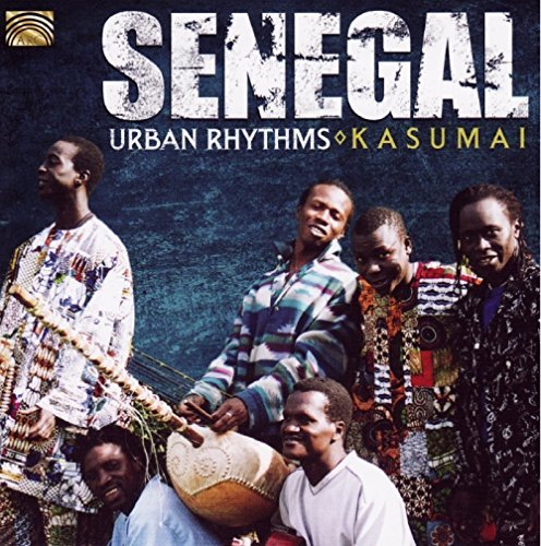 Sagar N'gom Senegal Urban Rhythms