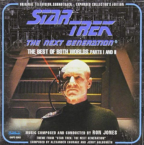 Star Trek The Next Generation Best Of Both Worlds Parts I &