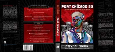 Steve Sheinkin The Port Chicago 50 Disaster Mutiny And The Fight For Civil Rights