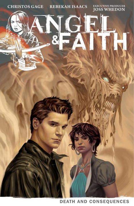 Joss Whedon Angel & Faith Volume 4 Death And Consequences