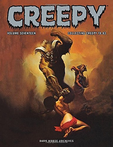 Timothy Truman Creepy Archives Volume 17 Collecting Creepy 78 83