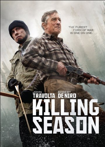 Killing Season Deniro Travolta R