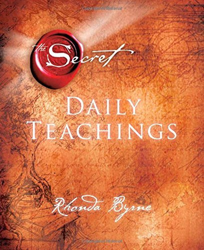 Rhonda Byrne The Secret Daily Teachings