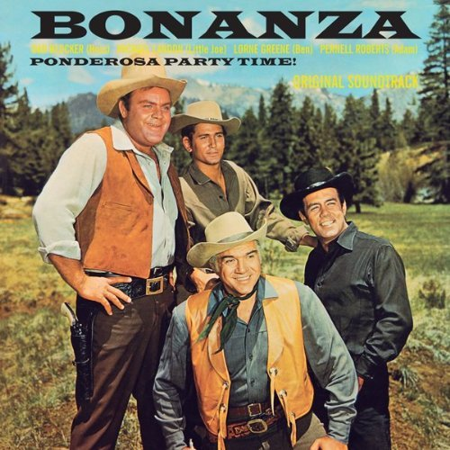 Bonanza Ponderosa Party Time! Soundtrack Import Gbr