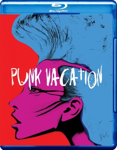 Punk Vacation Fiachi Bogan Rogers Garrison Blu Ray Ws Nr Incl. DVD