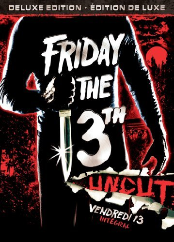 Friday The 13th (1980) Bacon Palmer King Crosby DVD Uncut Nr Ws