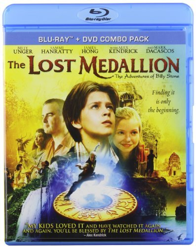 Lost Medallion Lost Medallion Blu Ray Ws Nr Incl. DVD