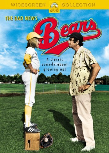 Bad News Bears Matthau O'neal Piazza Morrow DVD Pg Ws