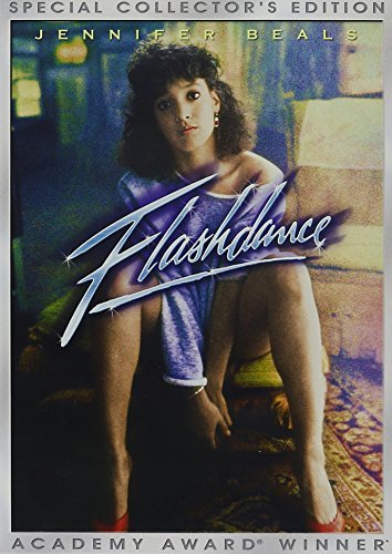 Flashdance Beals Nouri Johnson DVD R