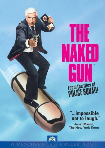 Naked Gun From The Files Of Police Squad! Nielsen Presley Simpson DVD Pg13 Ws