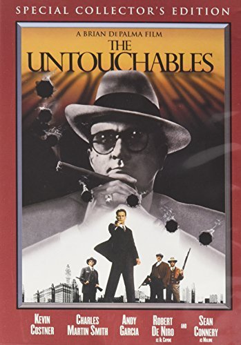 Untouchables Costner Smith De Niro Connery DVD R Ws