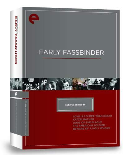 Eclipse 39 Early Fassbinder Eclipse 39 Early Fassbinder Nr Criterion