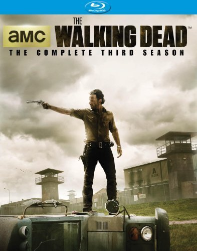 Walking Dead Season 3 Blu Ray Nr Ws
