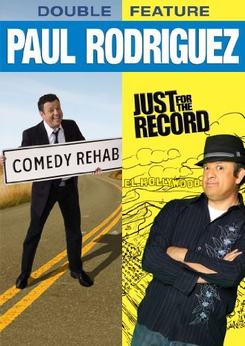 Paul Rodriguez Latin Comedy Double Feature Ws Nr 2 DVD