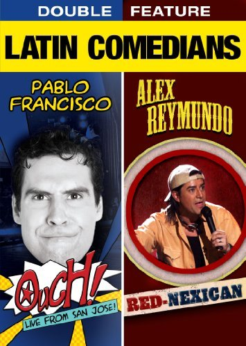 Pablo & Alex Reymund Francisco Latin Comedians Double Feature Ws Nr