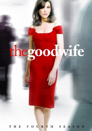 Good Wife Season 4 DVD