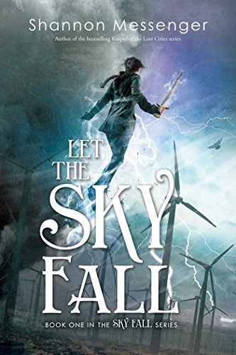Shannon Messenger Let The Sky Fall
