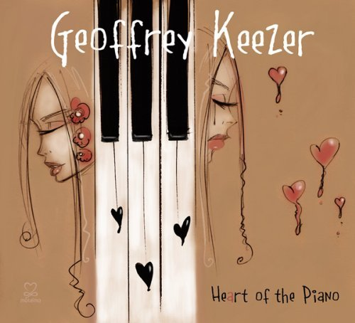 Geoffrey Keezer Heart Of The Piano Digipak