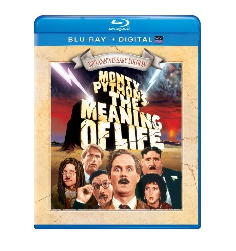 Monty Python's The Meaning Of Monty Python's The Meaning Of Blu Ray Ws R Dc Uv 30th Anniversary Ed.