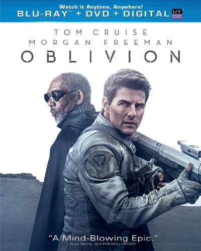 Oblivion Cruise Freeman Blu Ray DVD Dc Uv Pg13 Ws