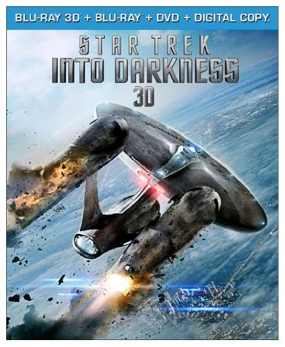 Star Trek Into Darkness 3d Pine Quinto Urban Pg13 Br DVD Dc Uv
