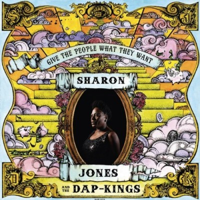 Sharon & The Dap Kings Jones Give The People What They Want Digipak