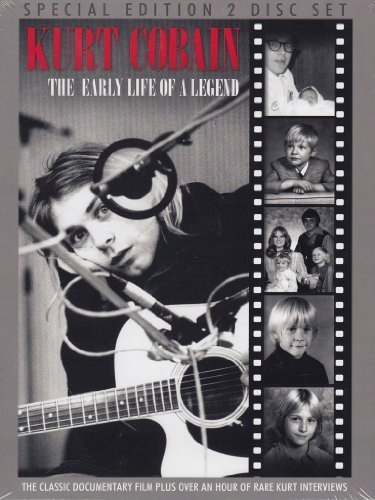 Kurt Cobain Early Lifeof A Legend