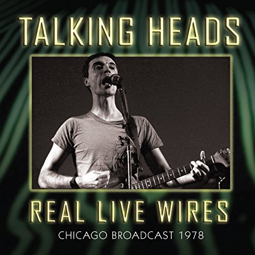 Talking Heads Real Live Wires