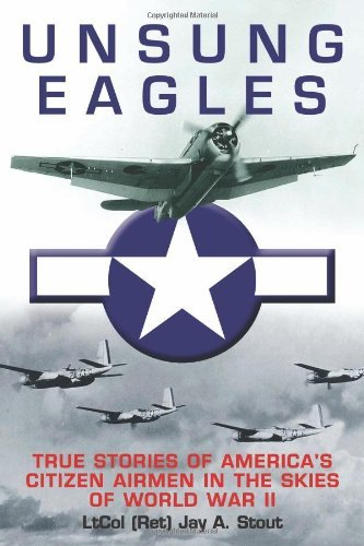 Jay A. Stout Unsung Eagles True Stories Of America's Citizen Airmen In The S
